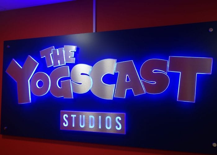 The Yogscast Office | Blog | Access Creative College